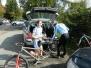 Valašskokarpatská cyklotour končila - Ploština 2014